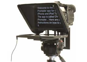17inch Teleprompter